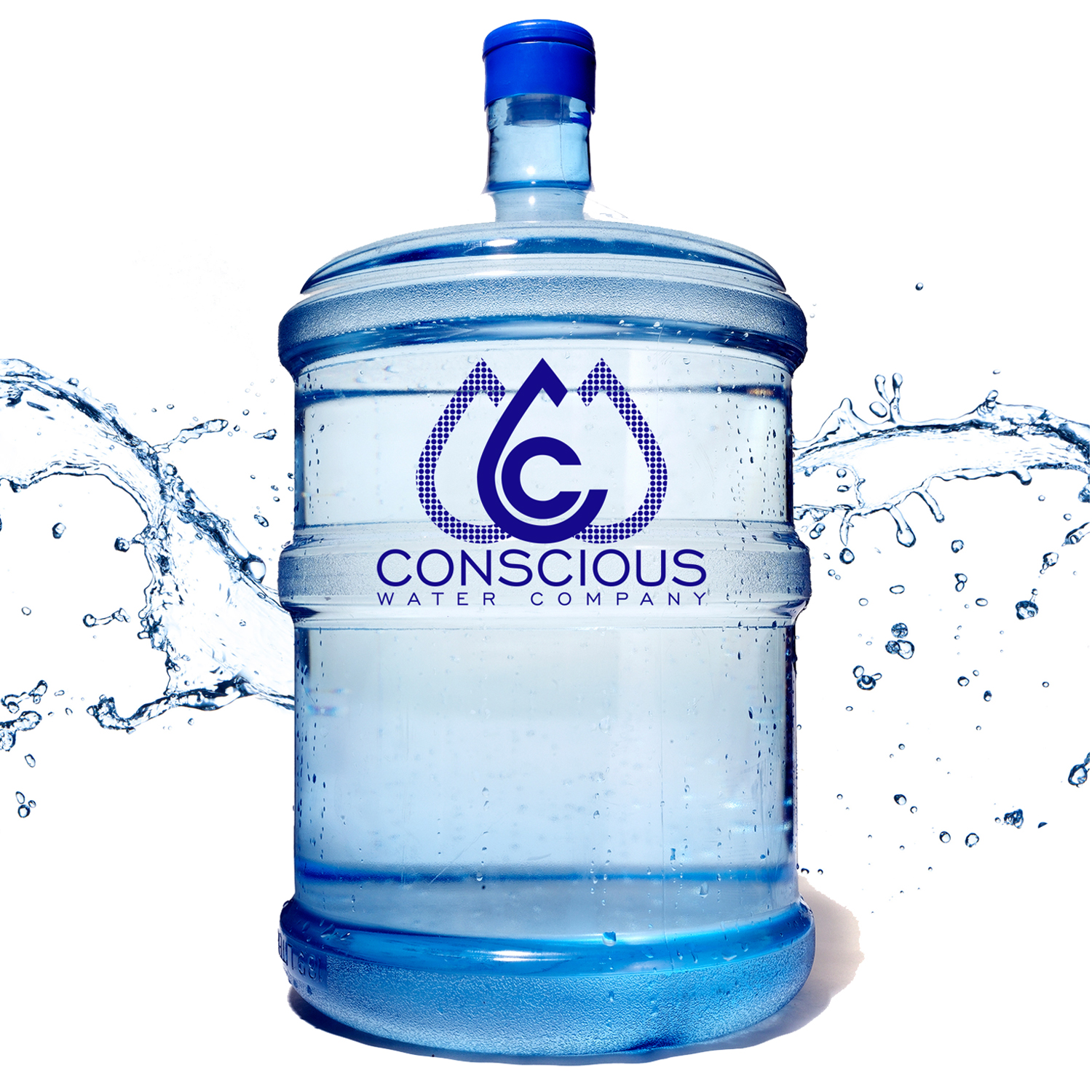 Alkaline Water Delivery - CONSCIOUS WATER COMPANY